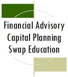 Financial Advisory, Capital Planning, Swap Education